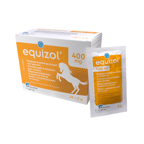 Animalcare Launches Equizol®– UK's First Equine Omeprazole Granules